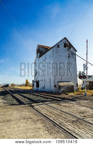 Old Abandoned Grainery