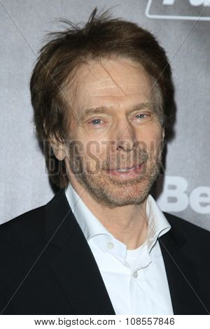 LOS ANGELES - NOV 05:  Jerry Bruckheimer at the Fallout 4 video game launch  at the downtown on November 05, 2015 in Los Angeles, CA