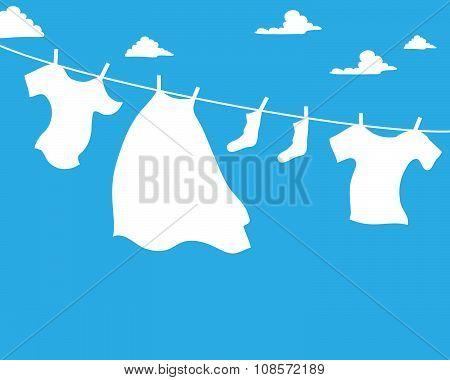 Laundry Advert