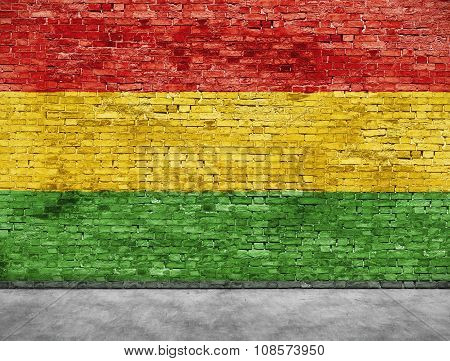 Flag Of Reggae Music