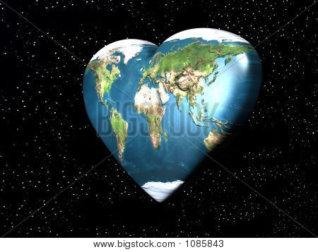 Love In Planet Earth