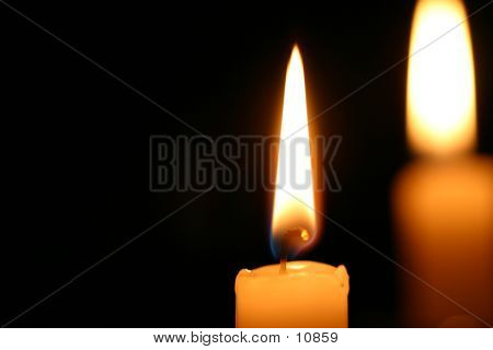 2 Candles Warmth