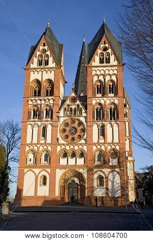 Cathedral in Limburg, Germany