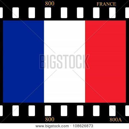 France Flag Film