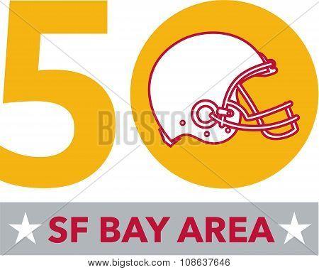 50 Pro Football Championship Sf Bay Area