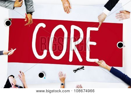 Core Core Values Focus Goals Ideology Main Purpose Concept