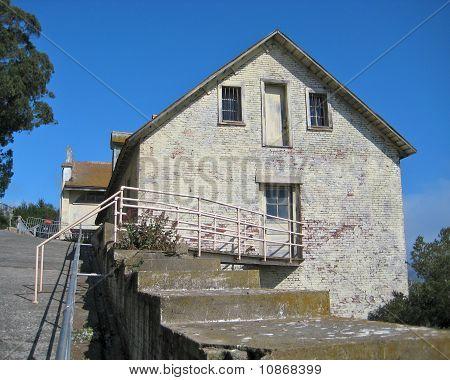 Sally Port Guardhouse, Alcatraz