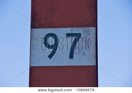 Number 97, Golden Gate Bridge