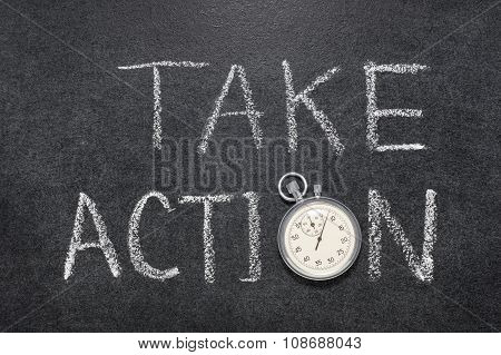 Take Action Chb