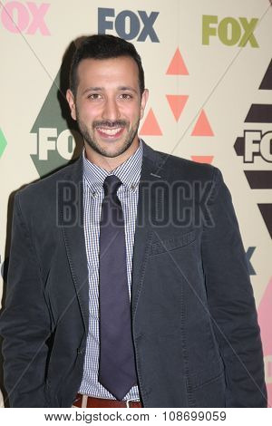 LOS ANGELES - AUG 6:  Desmin Borges at the FOX TCA Summer 2015 All-Star Party at the Soho House on August 6, 2015 in West Hollywood, CA
