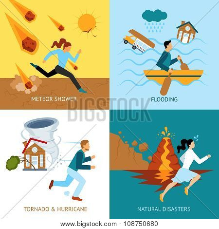 Natural Disasters Safety Design Concept