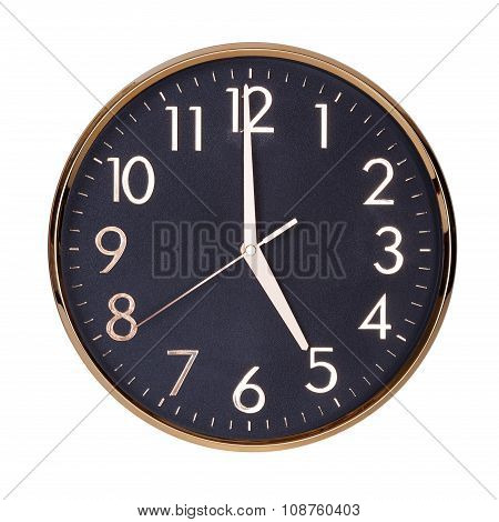 Five O'clock On The Dial