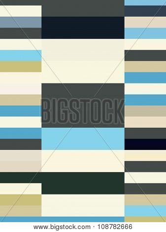 Earth Sea Nature Color Block Background