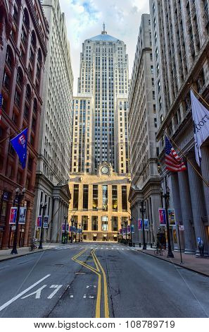 Chicago Board Of Trade Building