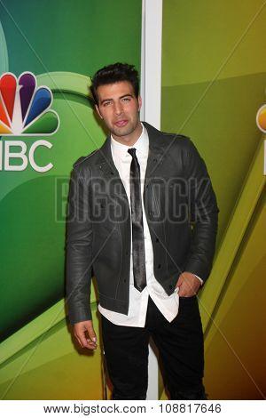 LOS ANGELES - NOV 17:  Jencarlos Canela at the Press Junket For NBC's