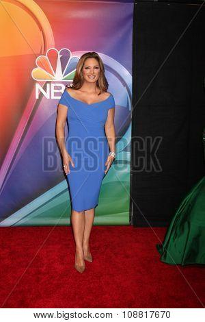 LOS ANGELES - NOV 17:  Alex Meneses at the Press Junket For NBC's