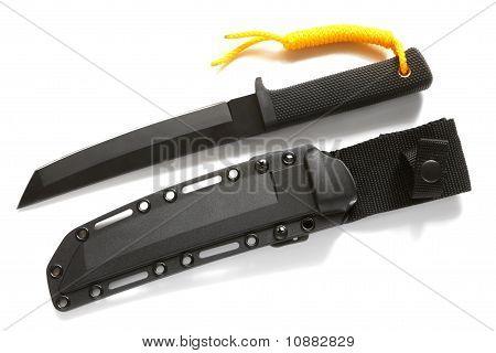 Tanto Knife With Sheath