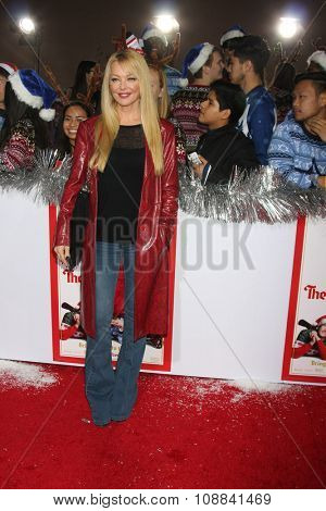 LOS ANGELES - NOV 17:  Charlotte Ross at the