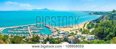 The Haven Of Sidi Bou Said