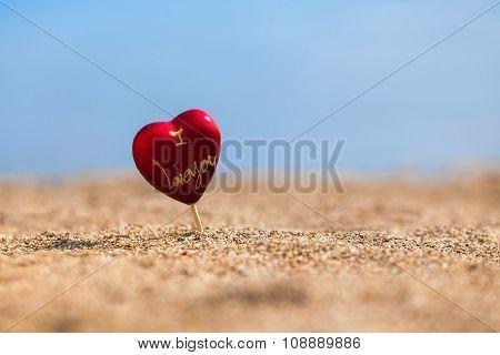 Heartshape Souvenir