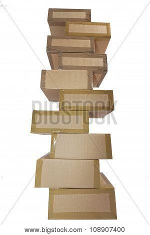 Cardboard Stack