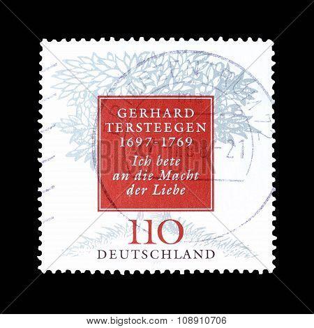 Gerhard Tersteegen 1997