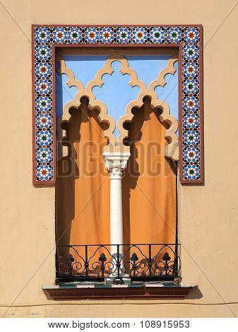 Windows In Cordoba