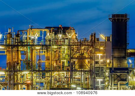 Industrial Chemical Plant Framework Profile Detail