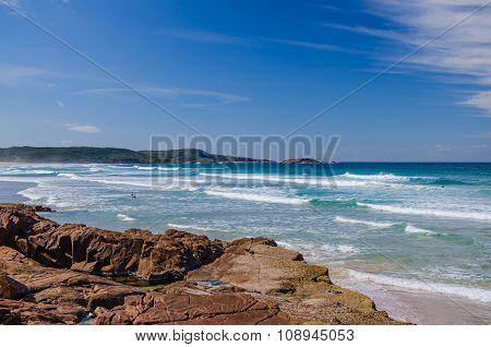 One Mile Beach, Port Stephens, Australia