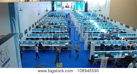 International Media Center
