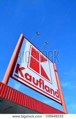 Kaufland Supermarket Logo