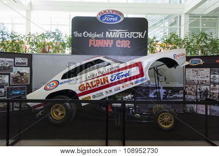 Ford Maverick Larry Fullerton