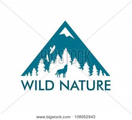 Badge Of Wild Nature