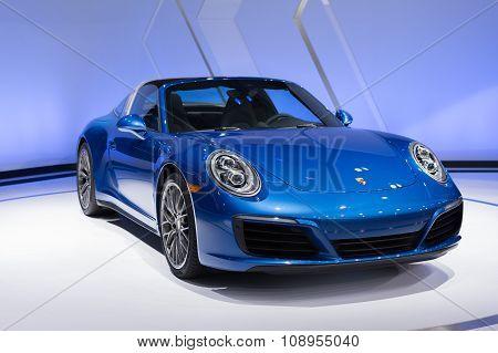 Porsche 911 Carrrera 4S