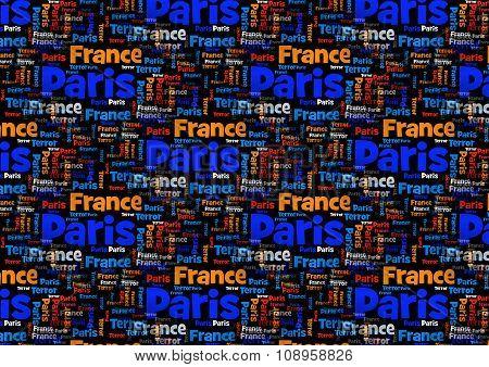 Paris France Terror