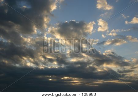 Dark Clouds With Silver Lining (I)