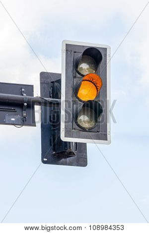 Traffic Lights - Yellow