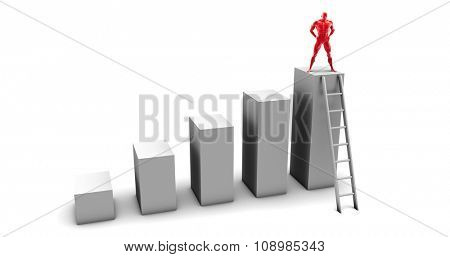 Reaching New Heights Through Perseverance and Dedication poster