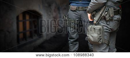Armed Policemen