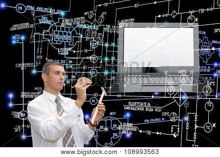 E-connection Engineering Technology.working Engineer