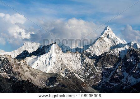 Ama Dablam Mountain, Everest Region