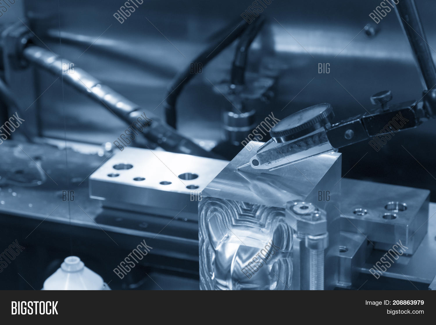 Setup Work Pieces By Image & Photo (Free Trial) | Bigstock