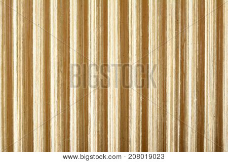 The Brown Fiber Background Of Fabric In Weaving Working Place