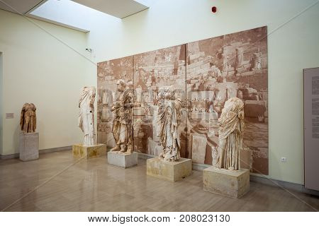 The Delphi Archaeological Museum