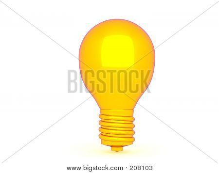 Golden Bulb
