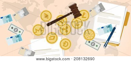 Law Legal Aspect Vector Photo Free