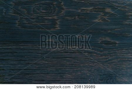 background of wood black color with texture charred surface