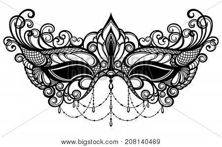 Carnival mask Venetian carnival . Carnival mask