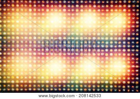 colorful led panel lighting pattern led light studio equipment