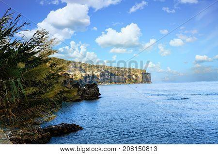 Views along the Salerno Coast of Italy